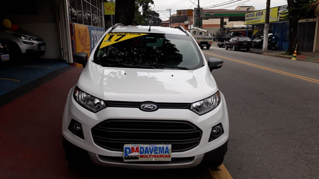 Ecosport Freestyle 1.6 16V (Flex)2017
