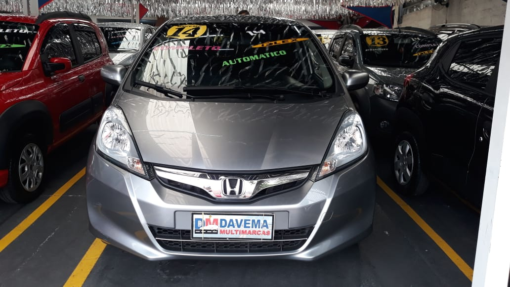 FIT LX 1.4 2014 AUTOMATICO