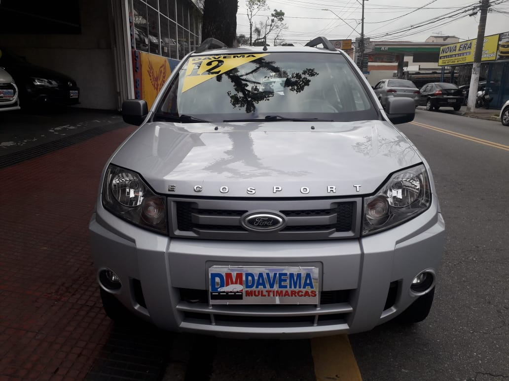 Ecosport Freestyle 1.6 Flex 2012