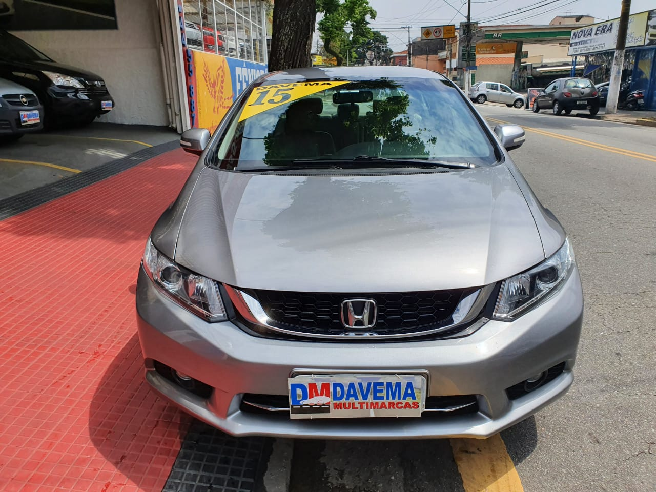 Civic LXR 2.0 i-VTEC (Aut) (Flex) 2015